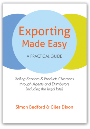 Exporting Made Easy - The Book